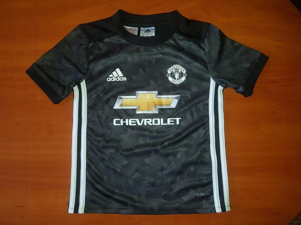 ADIDAS koszulka T-shirt MANCHESTER UNITED r. 110