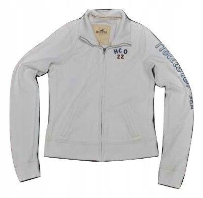 U Modna Wygodna Ciepła Bluza Hollister L z USA!!