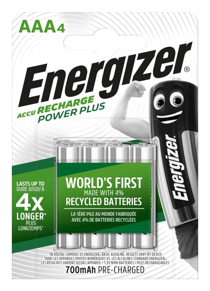 AKUMULATOR ENERGIZER 700MAH AA HR3 - BLISTER 4SZT