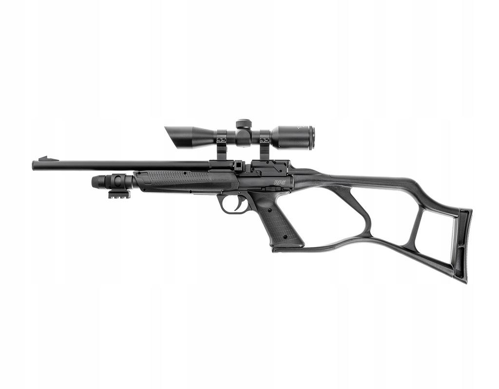 Wiatrówka UMAREX RP5 Carbine Kit 5,5 mm ZESTAW
