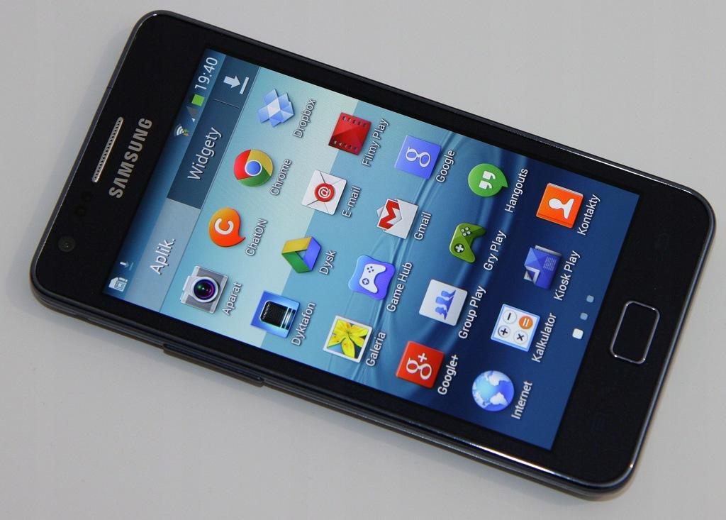 Samsung Galaxy S2 Plus GT-I9105