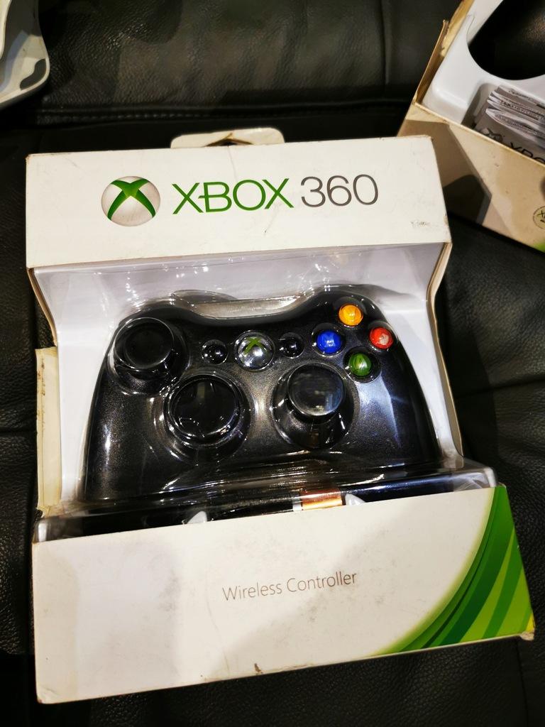 NOWY oryginalny pad xbox 360 microsoft
