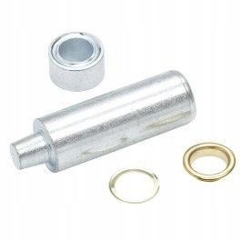 Oczka 25szt plandek średnica 10 mm klinem zaciskow