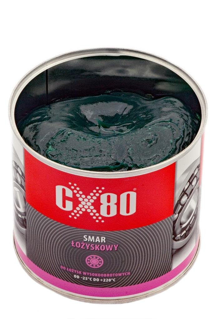 CX-80 Smar do łożysk wysokoobrotowych 500 g