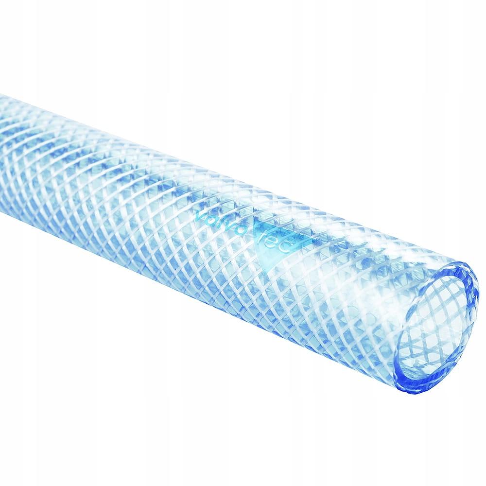 Wąż techniczny zbrojony 12,5*3mm (50m) 20atm A
