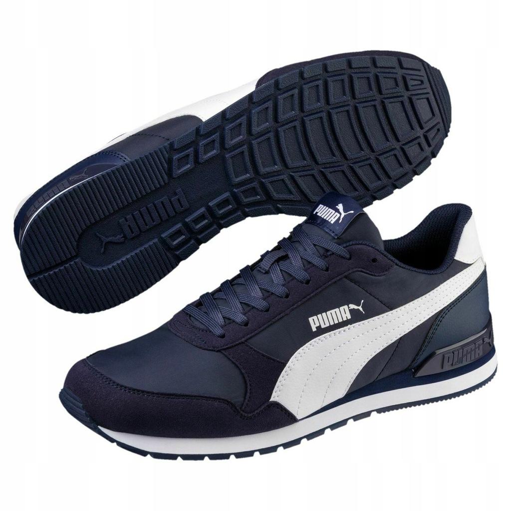 Buty sportowe męskie PUMA 365278 08 Sneakersy 40,5
