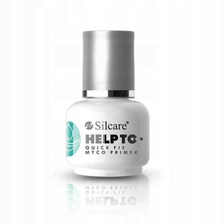 Silcare help to quick fix myco primer bezkwasowy