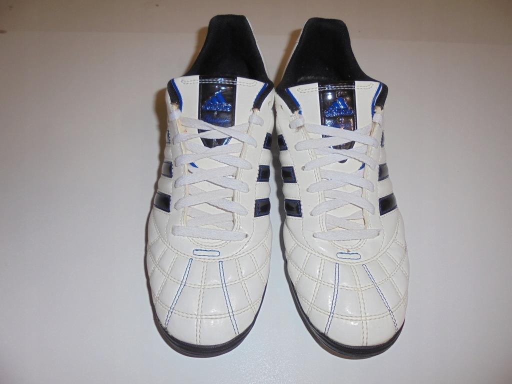 Skórzane buty Adidas. Stan idealny. Rozmiar 42,5