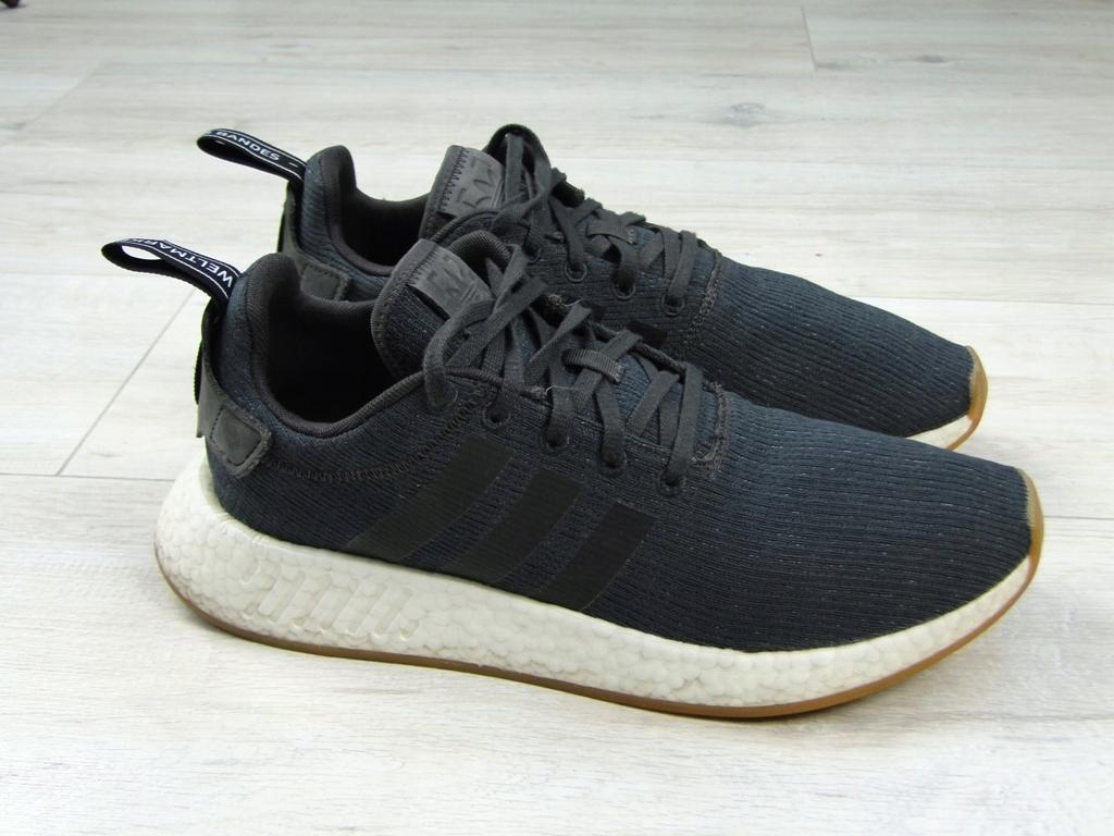 ADIDAS NMD R2 BOOST ORYGINALNE BUTY SNEAKERS 44,5
