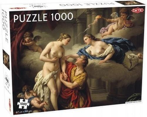 PUZZLE PYGMALION 1000 ELEMENTÓW, TACTIC