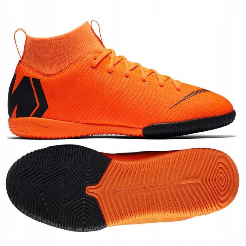 Syntetyk Buty Sport Piłka nożna Halowe Nike r.36