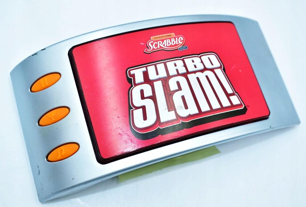 6009-39 SCRABBLE TURBO SLAM... d#k GRA NOWOCZESNA
