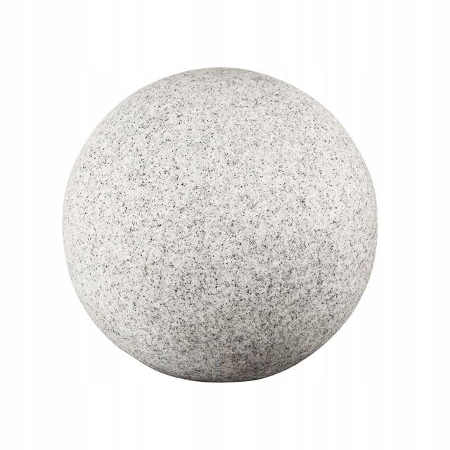 Kanlux lampa kula ogrodowa kamień Stono 30n