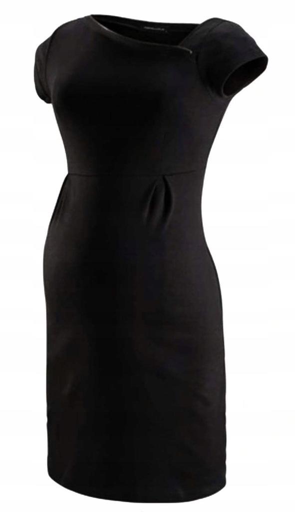 Sukienka ciążowa MAMALICIOUS 40 L NOWA bawełna