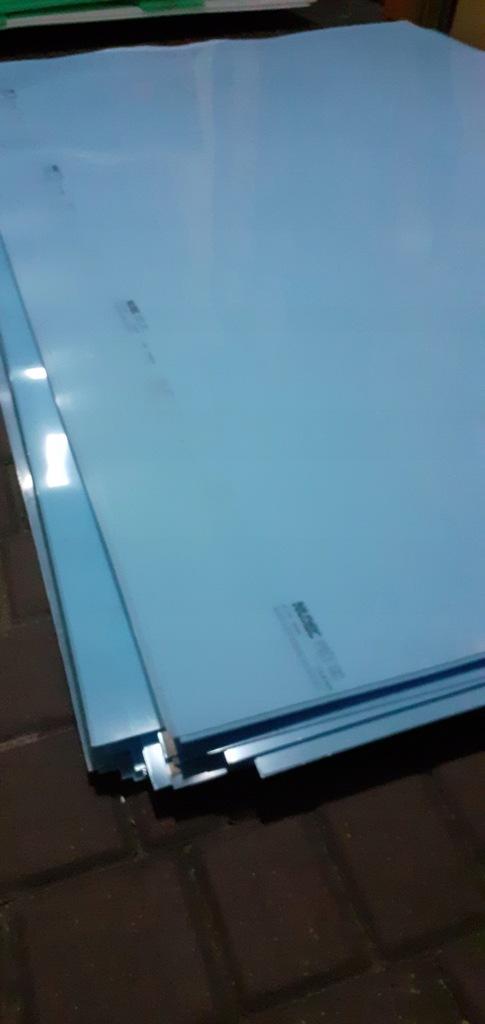 PET 0,5 mm płyta bezbarwna 1250 x 2050 mm