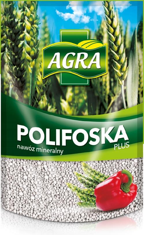 AGRA POLIFOSKA PLUS 5-10-20 10 KG