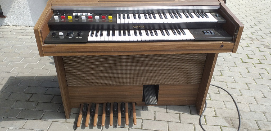 Yamaha B-4CR Organy profesionalne