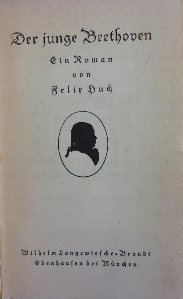 Der junge Beethoven1941r.