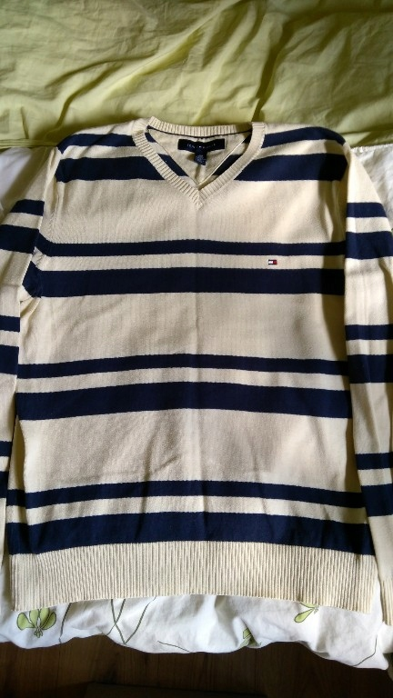 HIT oryginalny sweter bluza Tommy Hilfiger Ralph