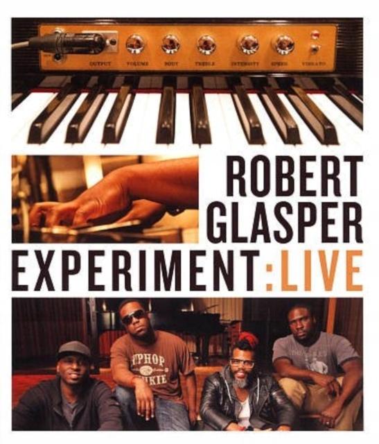 Robert Glasper Experiment: Live (2018)