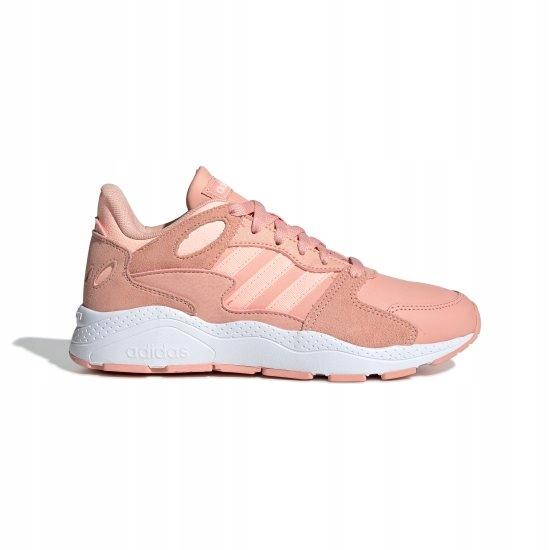 adidas buty runing chaos damskie pudrowy roz