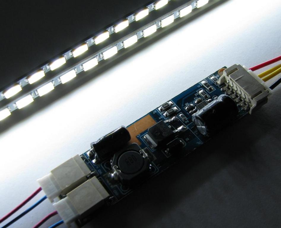"""Uniwersalny pasek LED do monitorów 19W-24""""W"""