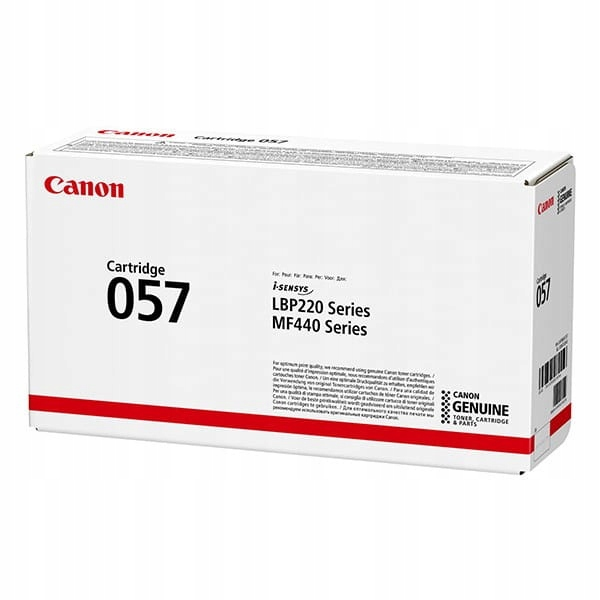Canon oryginalny toner 57, black, 3100s, 3009C002,