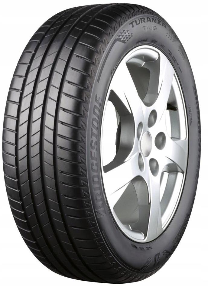 4x Opony letnie Bridgestone 215/55R16 97W