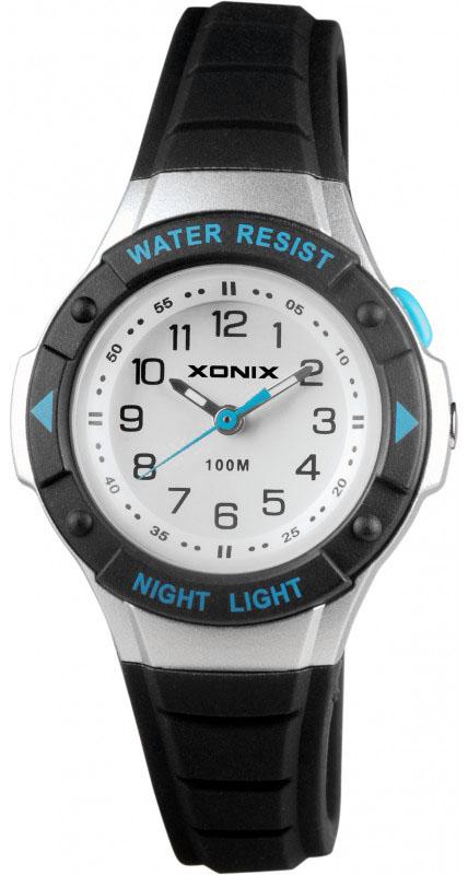 AAG-006 Xonix Analogowy Zegarek WR100m Dla Dziecka