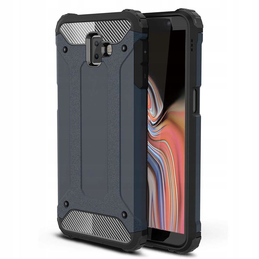 Hybrid Armor etui case do Galaxy J6 Plus 2018 J610