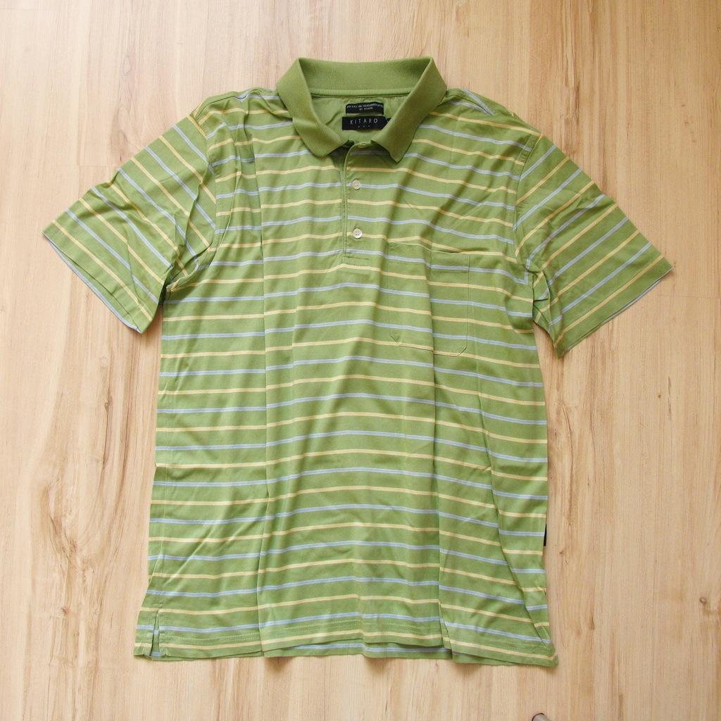 Koszulka polo KITARO -- bawełna -- Oryginał !!!