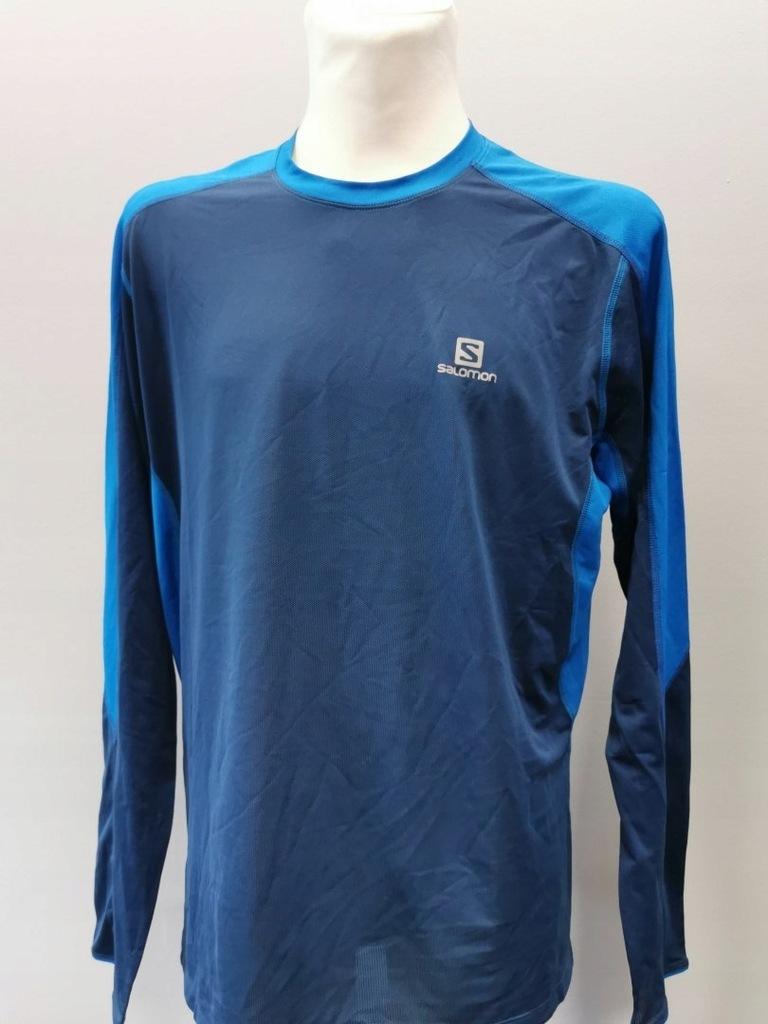SALOMON TRAIL RUNNER LS TEE bluzka sportowa XL