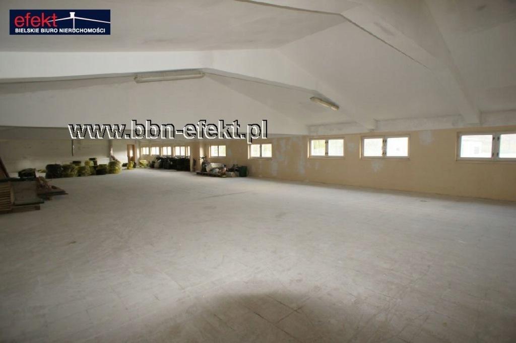 Magazyny i hale, Czaniec, Porąbka (gm.), 450 m²