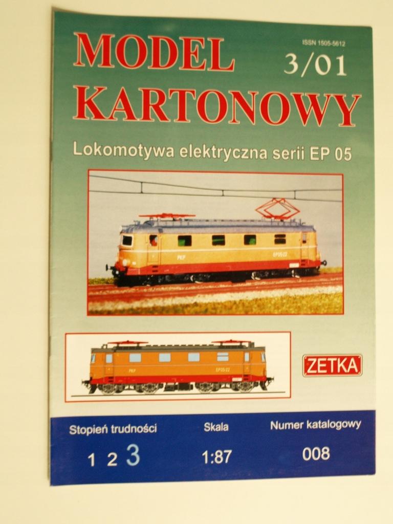 Zetka 3/01 EP 05
