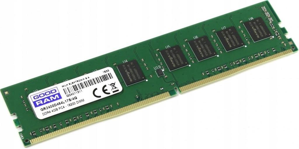 GOODRAM DDR4 4GB/2400 CL17