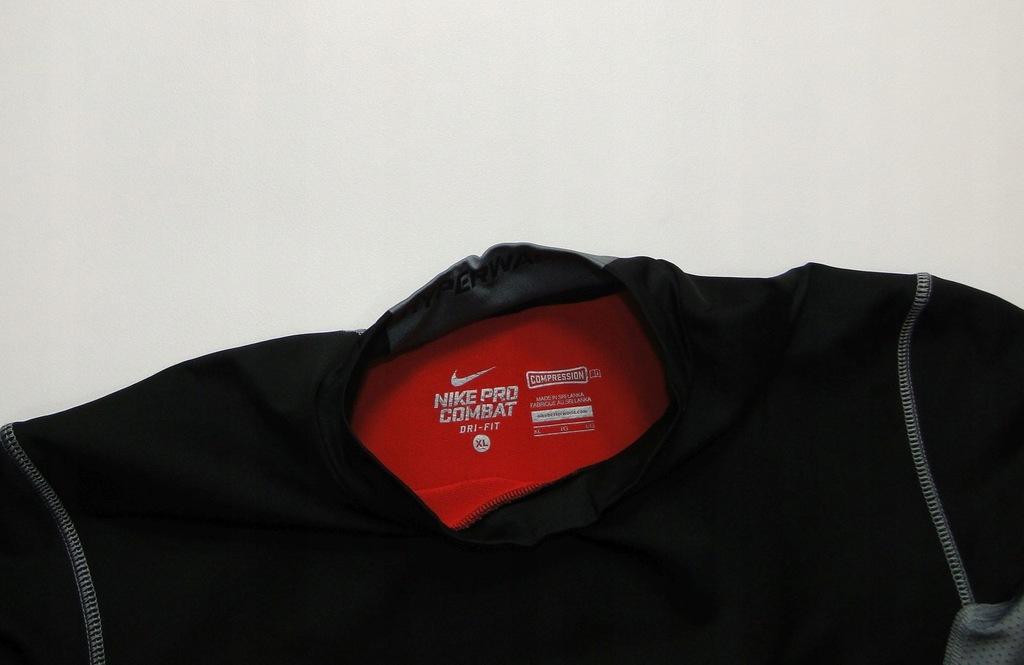 Bluza NIKE Hyperwarm PRO COMBAT Compression DriFit