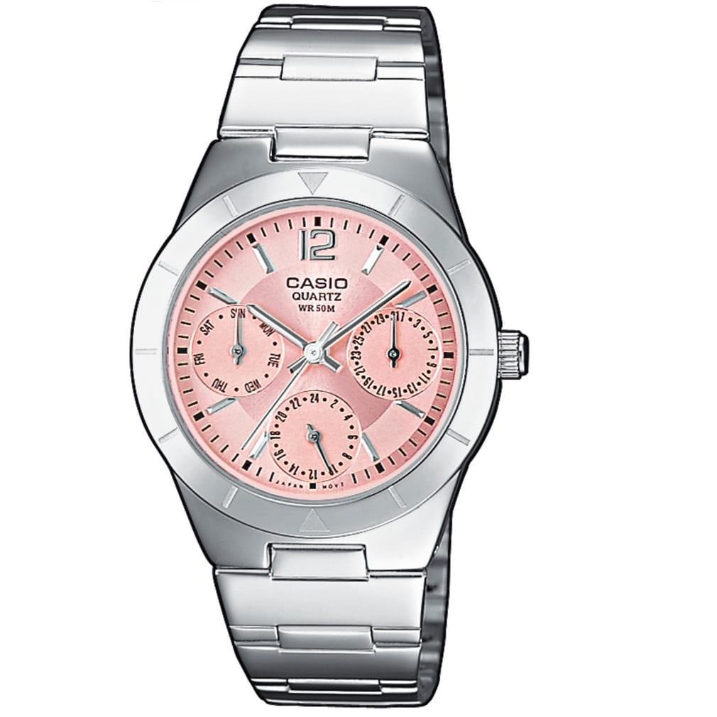 Zegarek damski Casio LTP-2069D-4A