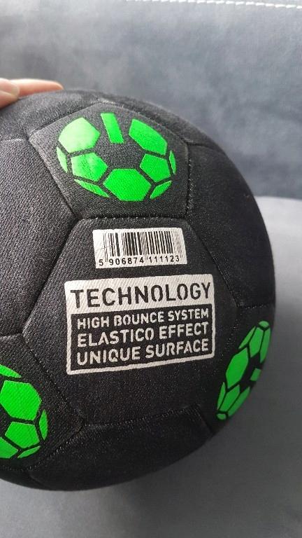 Pilka Ballon Flash Freestyle Football Limitowana 7553713835 Oficjalne Archiwum Allegro