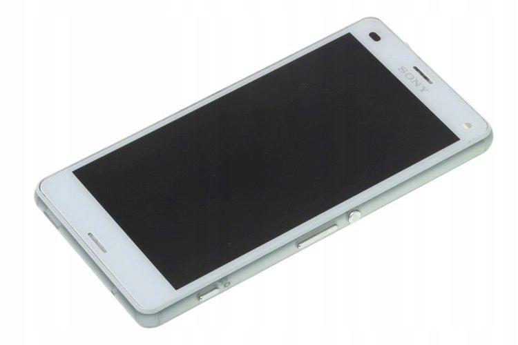 ORYGINALNY WYŚWIETLACZ LCD SONY XPERIA Z3 COMPACT