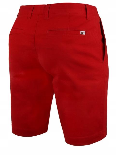 Krótkie spodnie męskie Lacoste FH9542-031 - 46