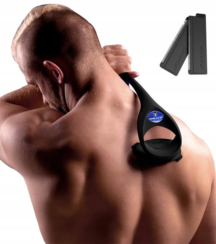 Bakblade 2.0 Maszynka do golenia pleców i ciała