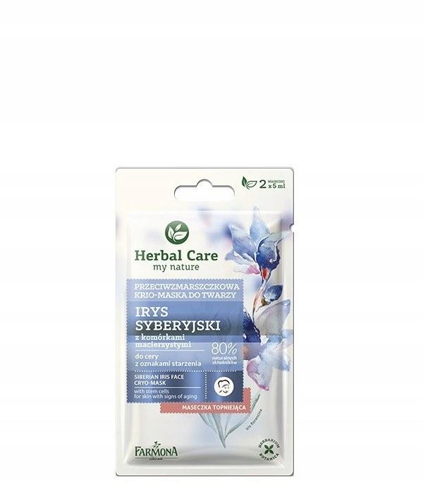 Farmona Herbal Care Maseczka-krio przeciwzmarszczk