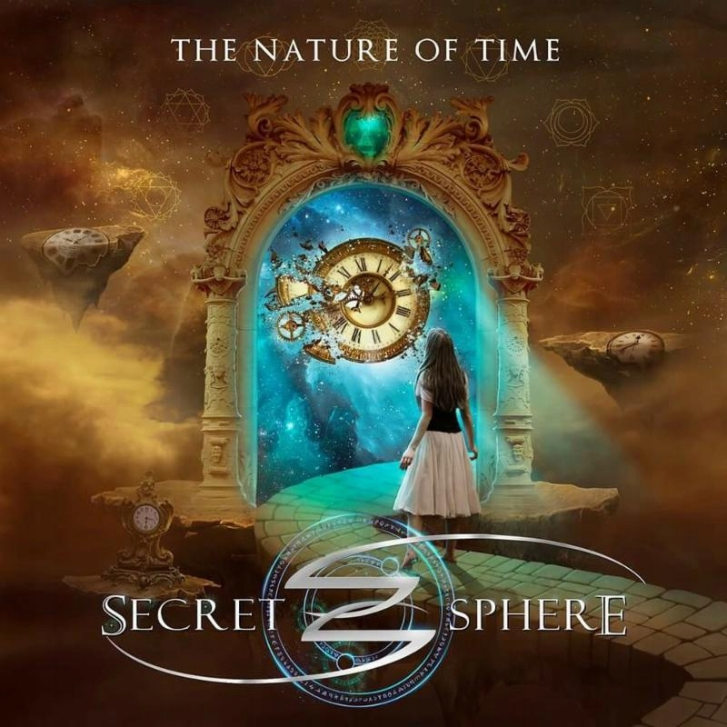 SECRET SPHERE The Nature Of Time SYMPHONIC METAL