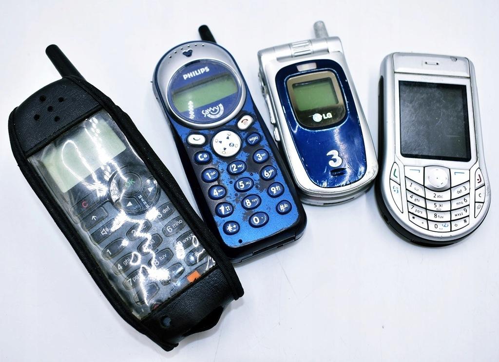 5904-47 ...PHILIPS LG NOKIA... p#s TELEFONY MIX