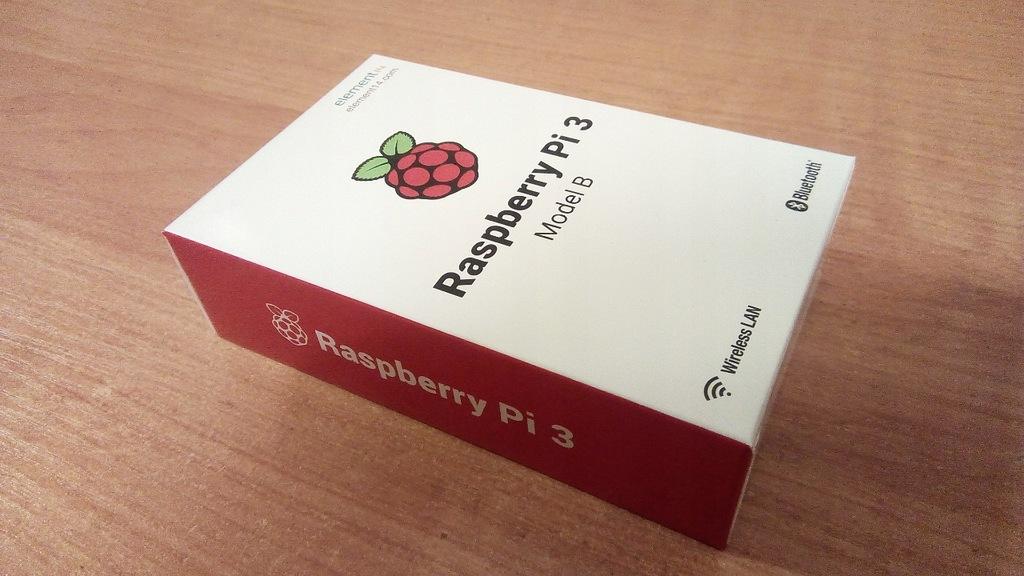 Raspberry Pi 3 B NOWE-USZKODZONE USB! +radiatory