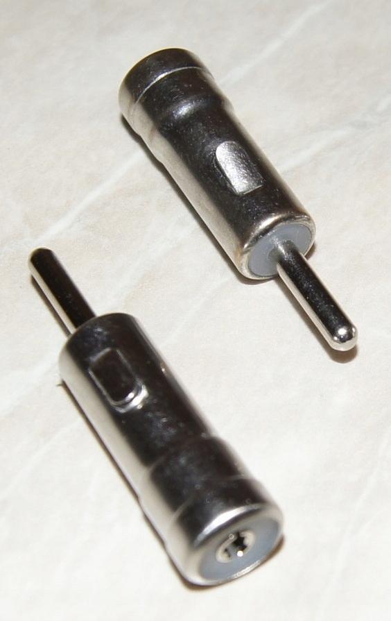 Przejściówka do anteny do radia samochodowego DIN