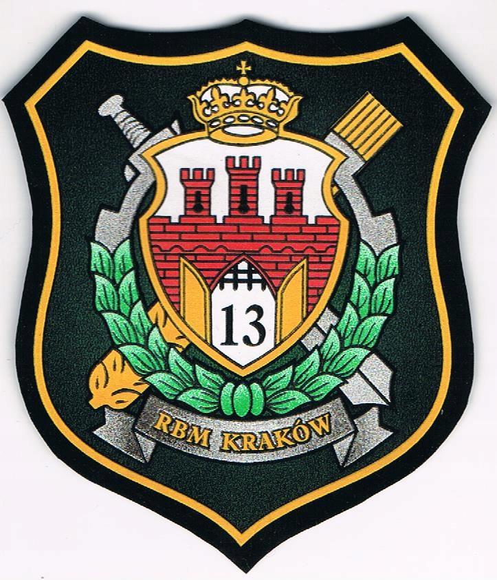 13 RBM Kraków