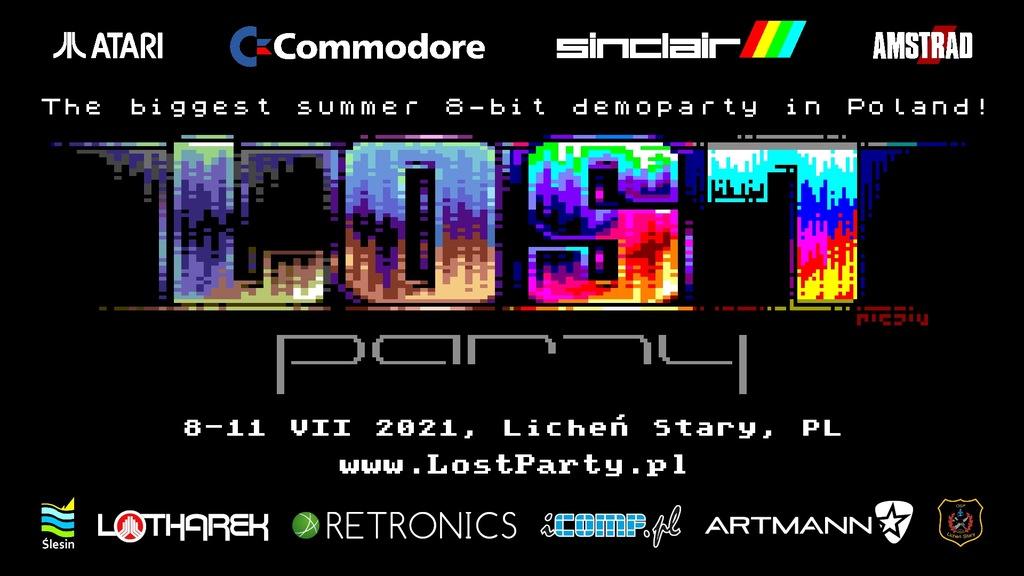 Bilet na Lost Party 2021