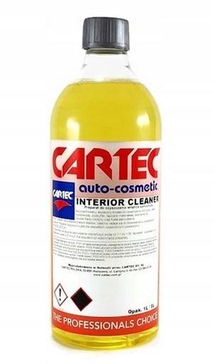 Cartec Interior Cleaner Do czyszczenia wnętrza 1L