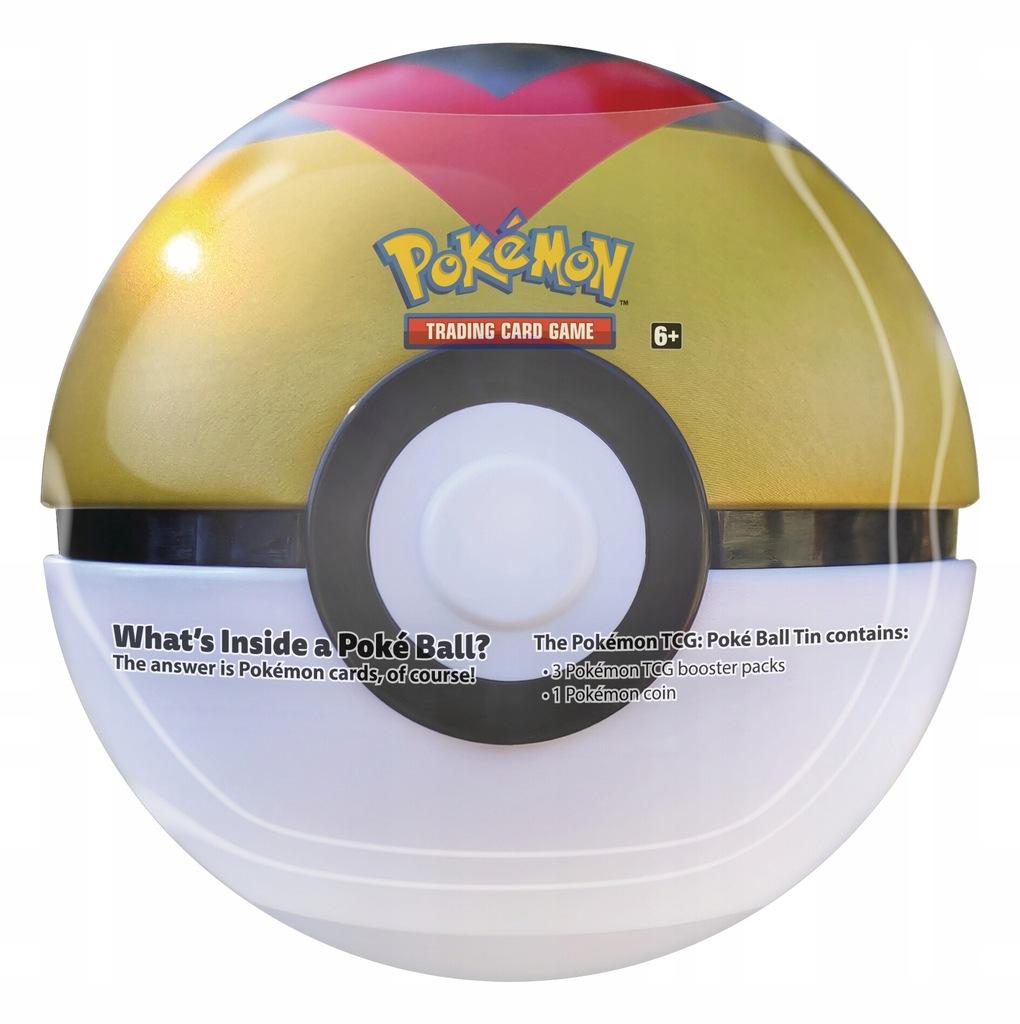 Pokemon TCG: Spring 2021 Poke Ball Tin